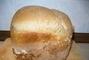 Právě dopečený chlebík