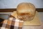 Právě dopečený chlebík- domácí