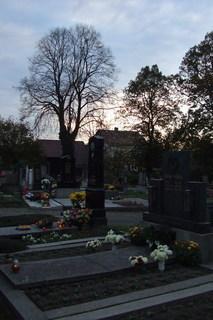 FOTKA - Hřbitov Ostrava-Heřmanice