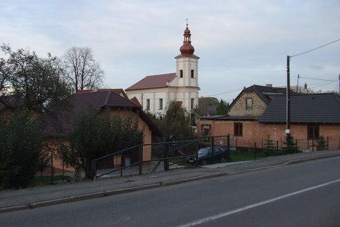 FOTKA - Kostel v Ostravě Heřmanicích