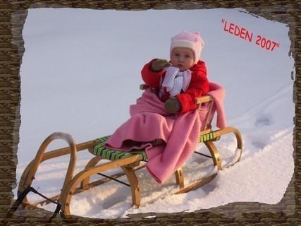 FOTKA -  Minulá zima