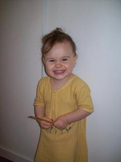FOTKA - nejmladší princezna
