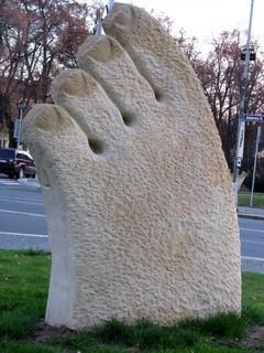 FOTKA - socha