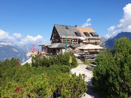 FOTKA - Výšlap na Peter Wiechenthaler Hütte - Peter Wiechenthaler Hütte