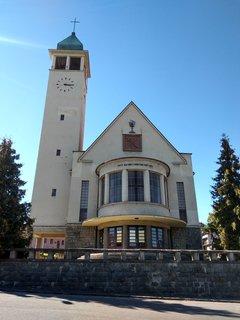 FOTKA - Pukanec - evanjelicky kostol