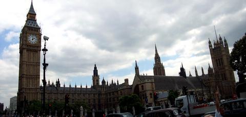 FOTKA - Big Ben a Parlament 2