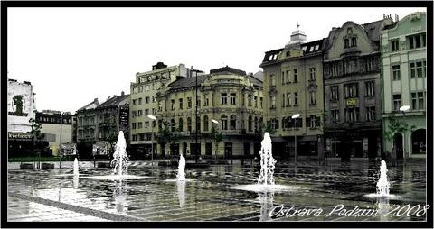 FOTKA -  Ostrava - podzim 2008