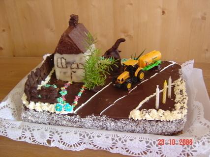 FOTKA - Narozeninový dort 3 roky