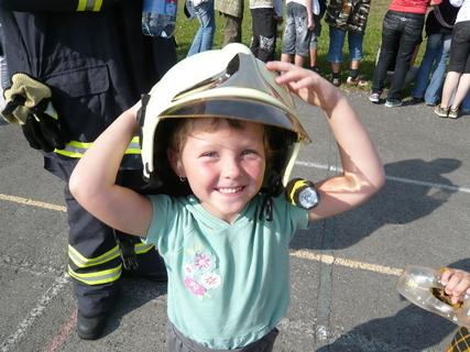 FOTKA - Zuzka hasicka