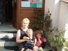 Babička s vnoučátky