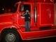 Vánoční kamion