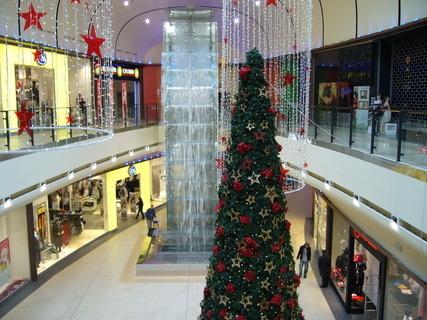 FOTKA - Obchodní centrum Nisa v Liberci