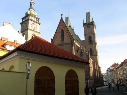 FOTKA - Hradecké věže