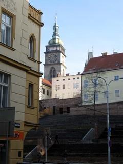 FOTKA - Terasy a hradecké věže