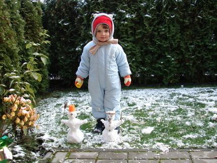 FOTKA - Sněhuláčci