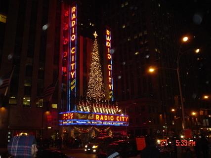 FOTKA - Vánoce v NY II