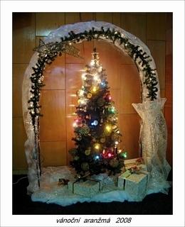 FOTKA -  vánoční aranžmá