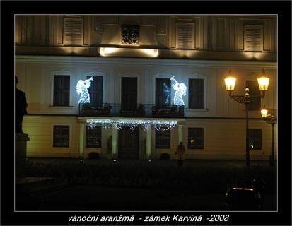FOTKA -  zámek Karviná  2008