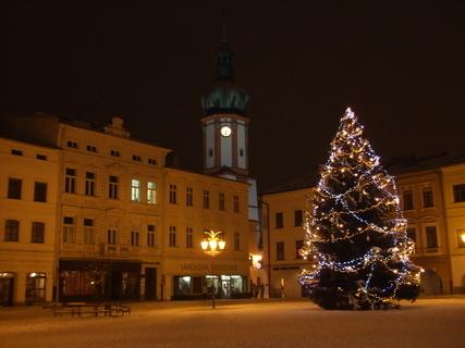 FOTKA - Vánoční Frýdek-Místek