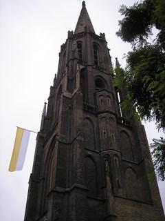 FOTKA - Kolín n. Rýnem- věž