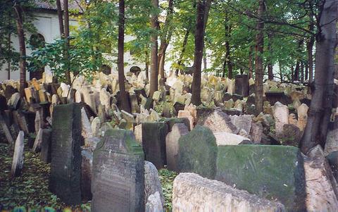FOTKA - Židovský hřbitov