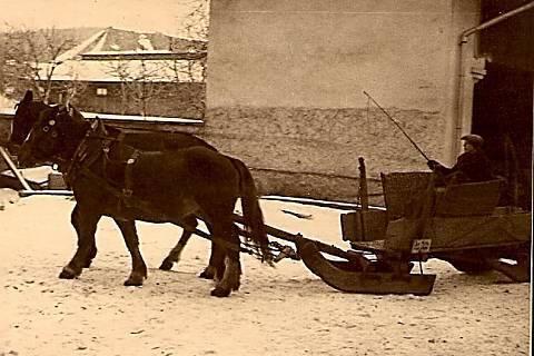 FOTKA - zima 1934