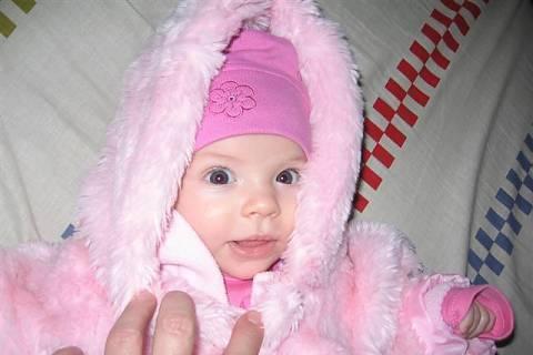 FOTKA - Růžová princeznička