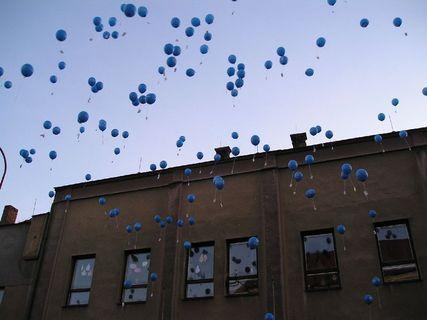 FOTKA - Balónky pro Ježíška