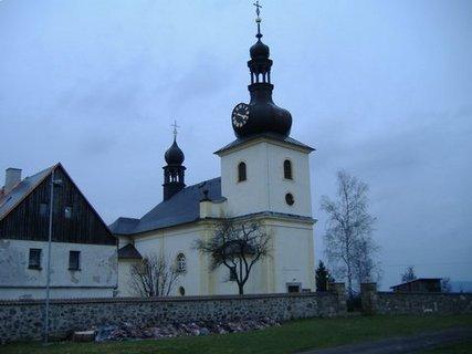 FOTKA - Kostel na vesnici