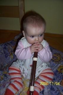 FOTKA - už foukám flétnu