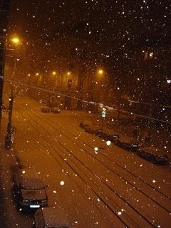 FOTKA - Sníh jako z pohádky