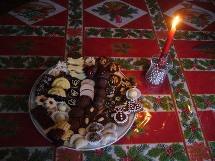 FOTKA - Vánoční cukroví