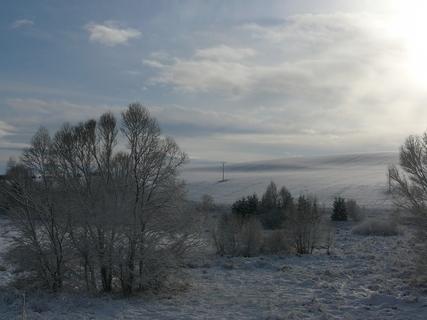 FOTKA - První sníh