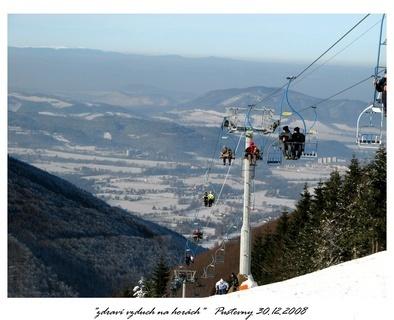 FOTKA -  hodně zdraví na .... horách