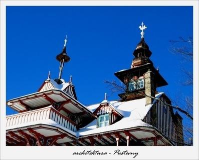 FOTKA - střechy  - architektura