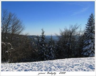 FOTKA -  zimní  Beskydy