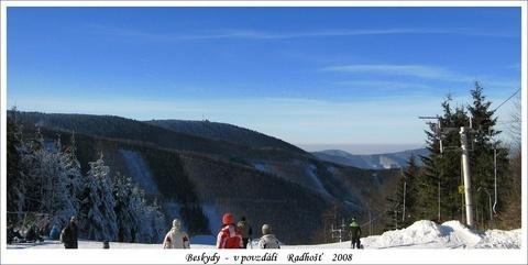 FOTKA -  Panorama  Beskyd