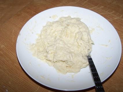 FOTKA - Čočková polévka-těsto na nočky