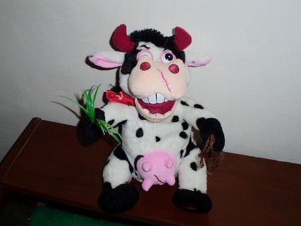 FOTKA - hrací kravička