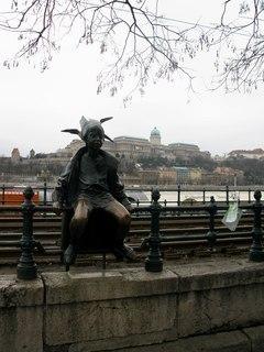 FOTKA - Budapešť - kašpárek