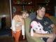 brácha a neteř  Sabinka