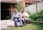 s babičkou a dědou