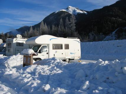 FOTKA - kamarádovo cestování do Alp