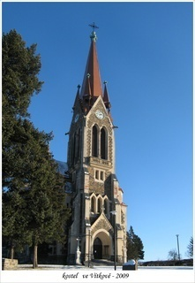 FOTKA - V�tkov - kostel