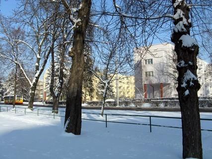FOTKA - Hradecké zimní ráno