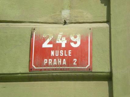 FOTKA - důkaz ,že Nusle jsou i Praha2