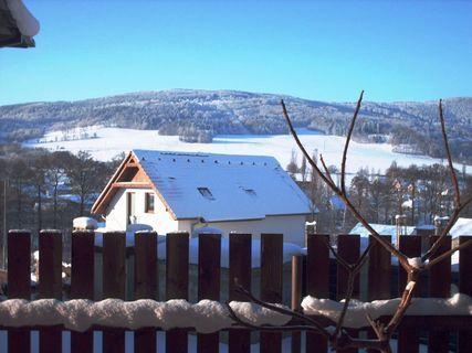 FOTKA -  Zimní výhled  - Ještědský hřeben / 2009/