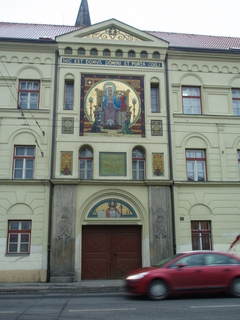 FOTKA - Kostel sv. Panny Marie Růžencové