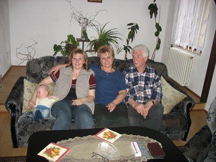 FOTKA - Čtyři generace