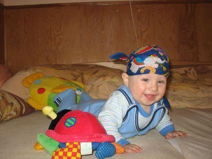 FOTKA - Náš malý pirát